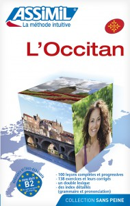 Cover of the second edition of Assimil's L'Occitan sans peine